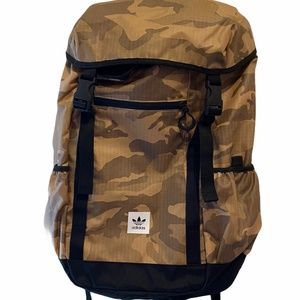 Adidas Originals Toploader Backpack Desert Camo